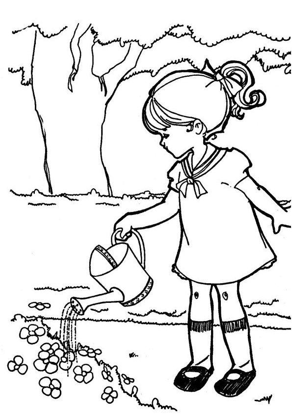 dessin de la petite g�ante