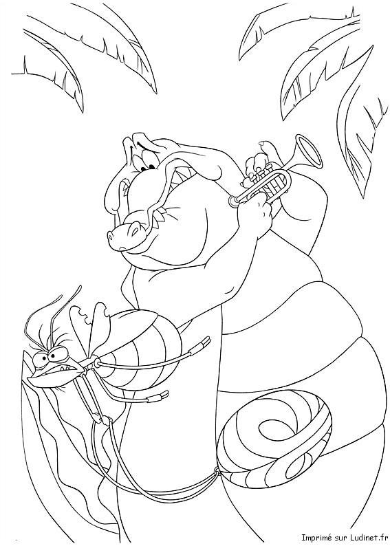 117 dessins de coloriage la princesse et la grenouille à