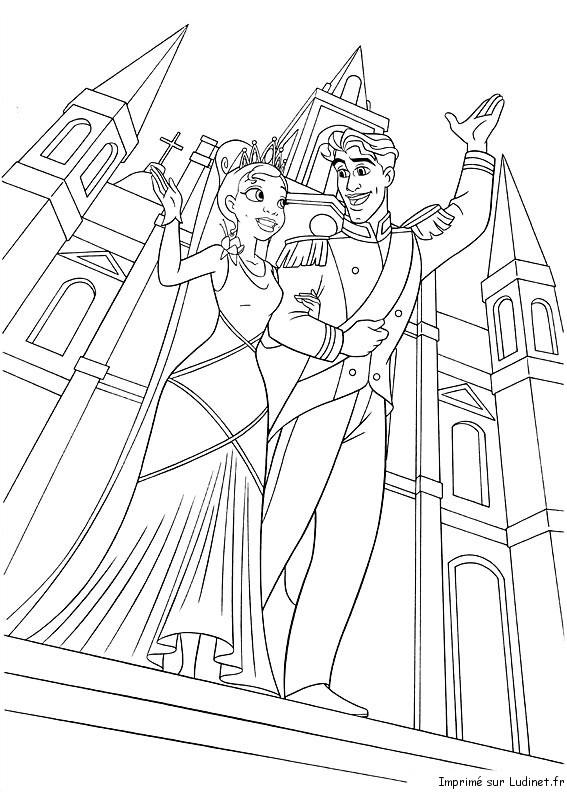 117 dessins de coloriage La Princesse
