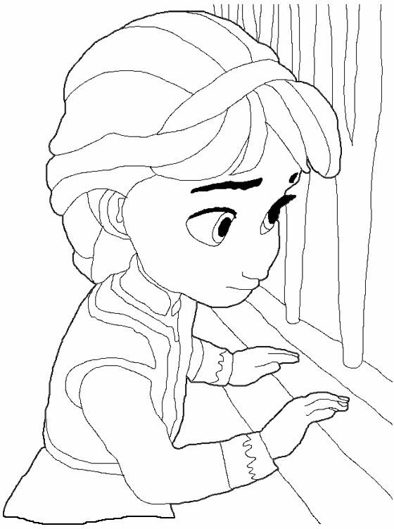 Coloriage dessiner imprimer la reine des neiges olaf - Coloriage reine des neiges olaf ...