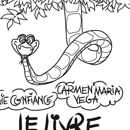 124 Dessins De Coloriage Le Livre De La Jungle A Imprimer