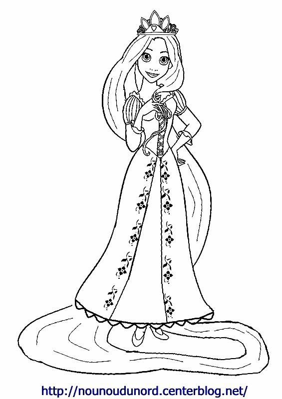118 dessins de coloriage le mariage de raiponce imprimer - Dessin a imprimer raiponce ...
