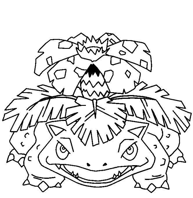 Dessin Pokemon Legendaire Noir Blanc Imprimer