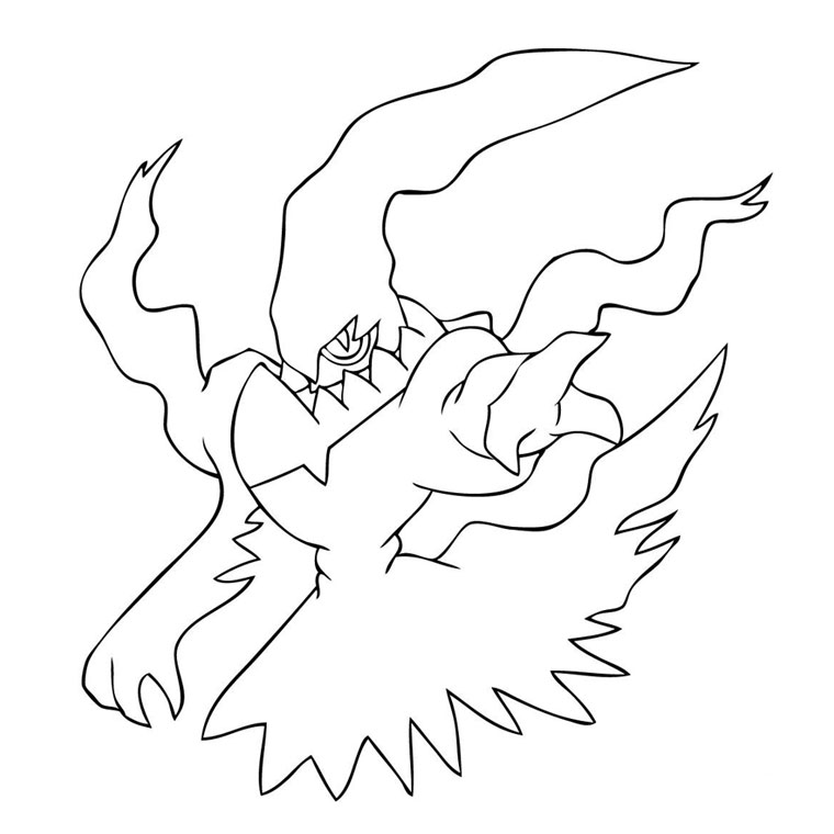 Coloriage pokemon legendaire groudon rayquaza kyogre - Coloriage pokemon legendaire a imprimer ...