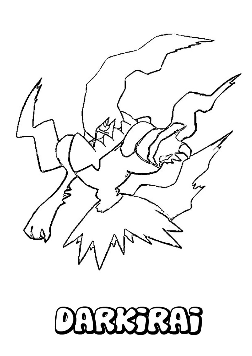 Coloriage dessiner pokemon legendaire reshiram - Dessiner pokemon ...