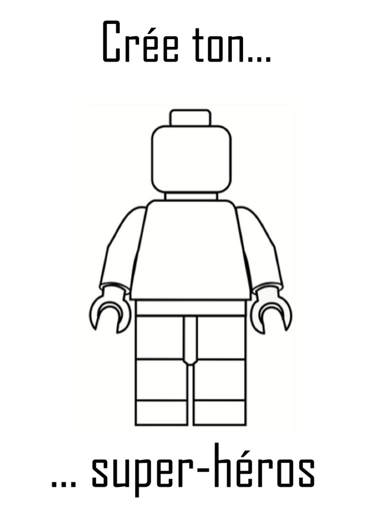 3 dessins de coloriage lego imprimer. Black Bedroom Furniture Sets. Home Design Ideas