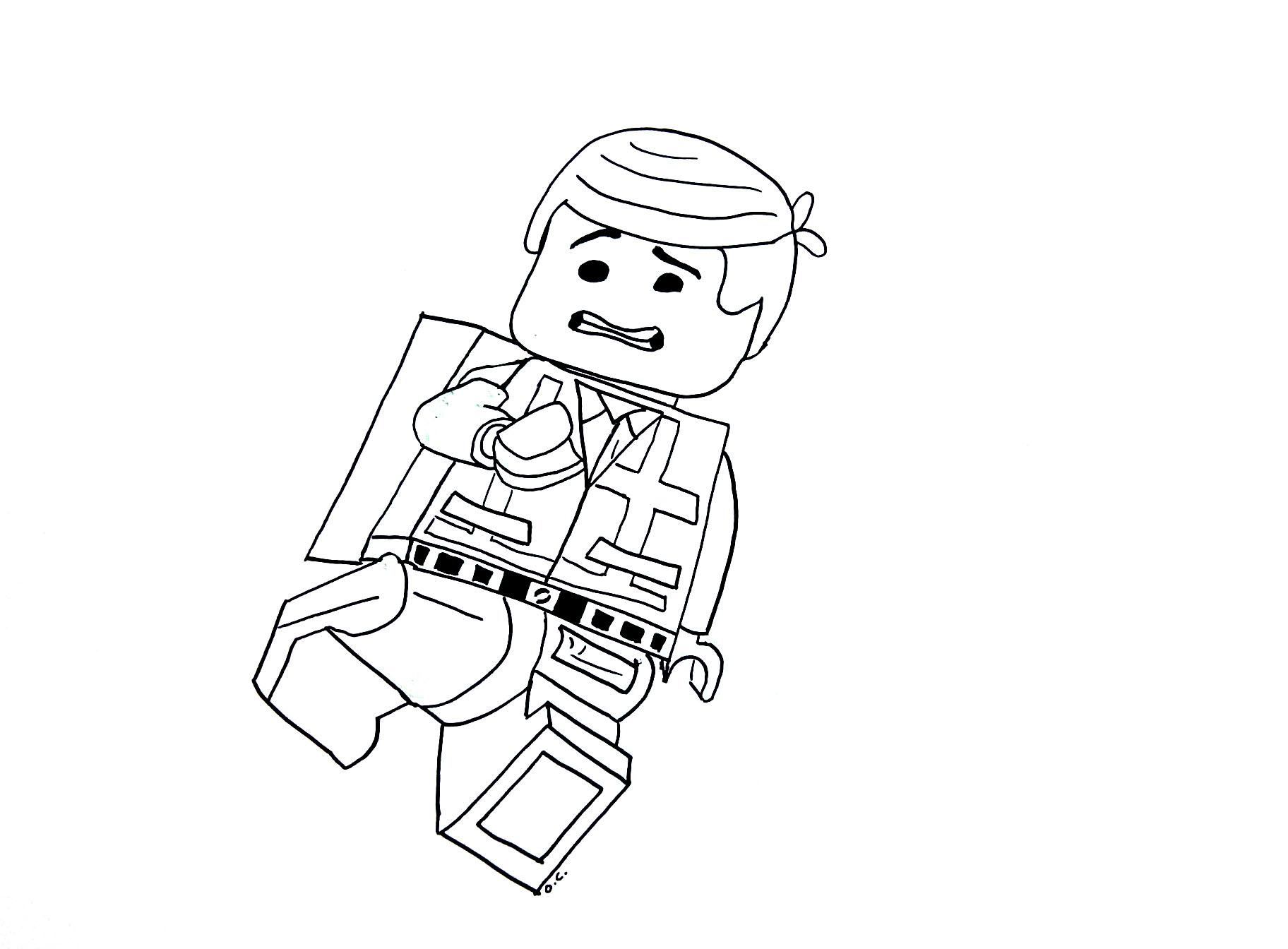 3 dessins de coloriage lego imprimer - Dessin de ninjago a imprimer ...