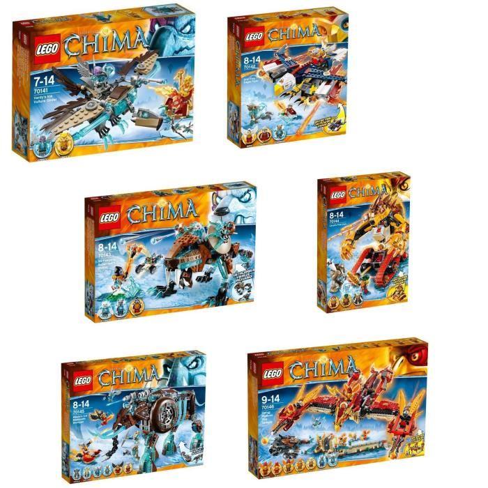 15 dessins de coloriage lego chima feu et glace imprimer - Lego chima a colorier ...