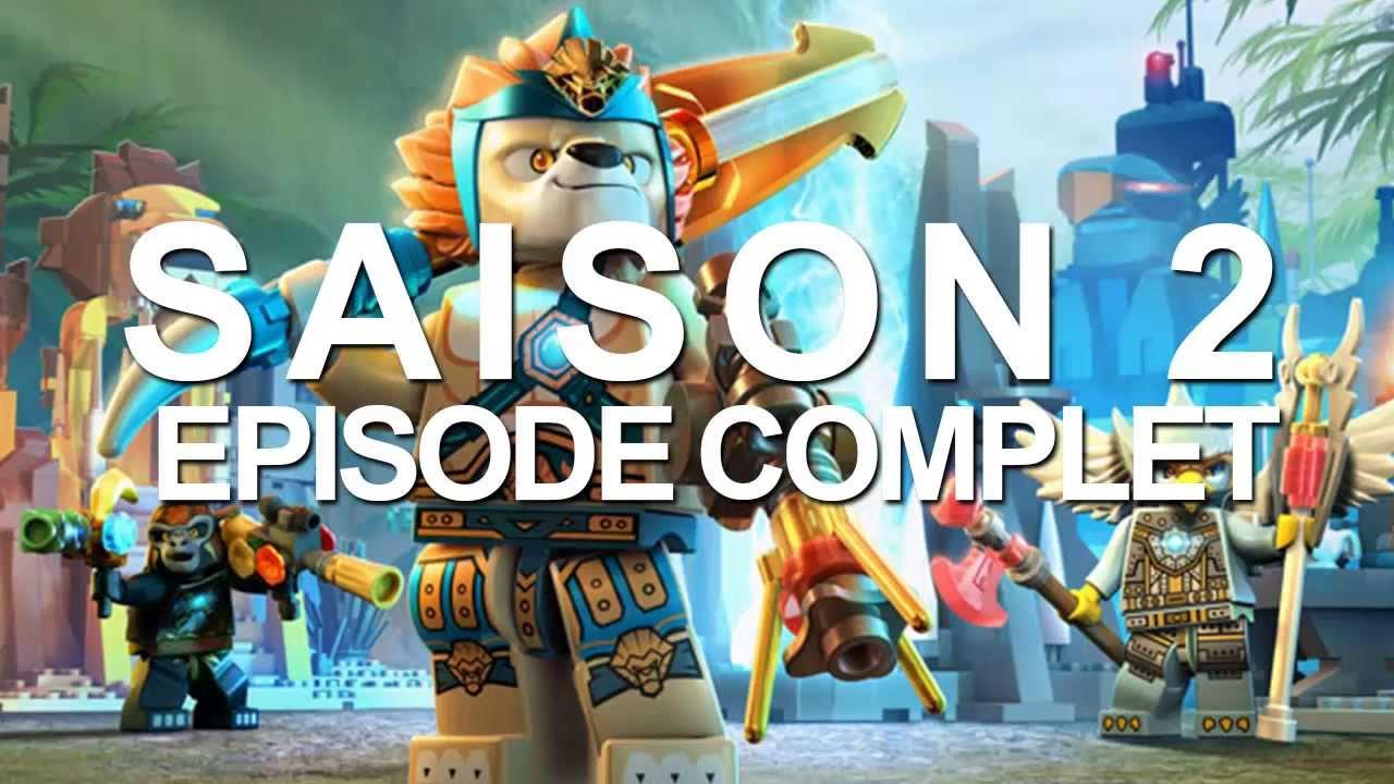 10 dessins de coloriage lego chima saison 2 imprimer - Coloriage hero factory ...