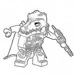 dessin magique lego chima