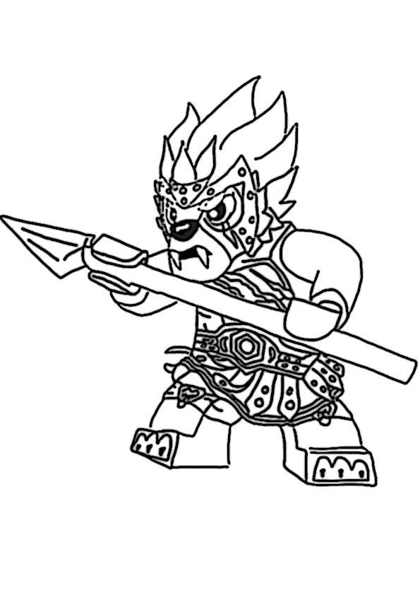 dessin lego chima saison 2