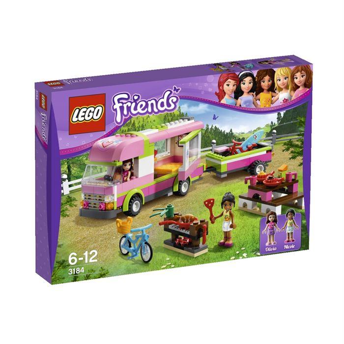 coloriage lego friends livi