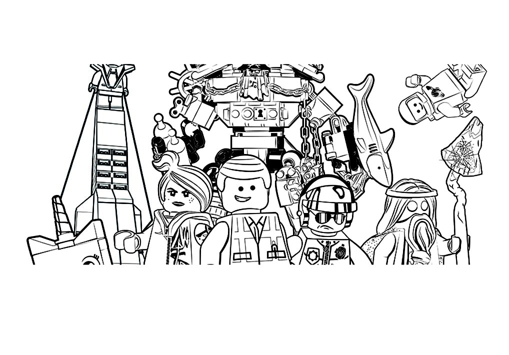 11 dessins de coloriage lego friends noel imprimer - Dessin de lego ...