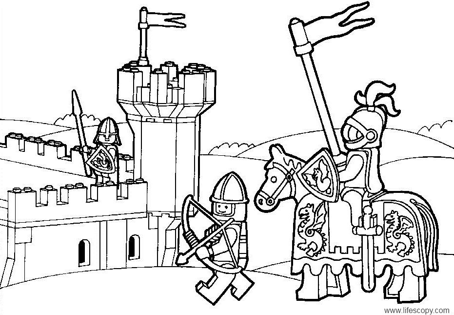 dessin magique lego friends