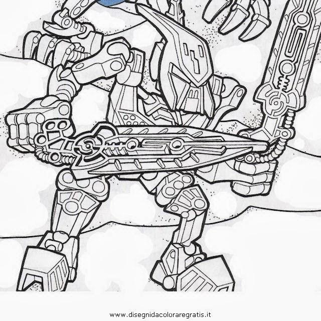 5 dessins de coloriage lego hero factory imprimer - Coloriage hero factory ...