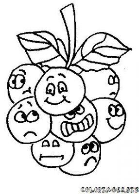 95 dessins de coloriage legume rigolo imprimer - Dessin soleil rigolo ...