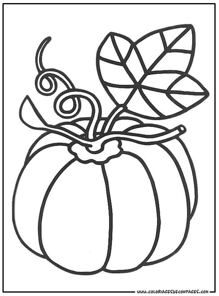coloriage humoristique légumes