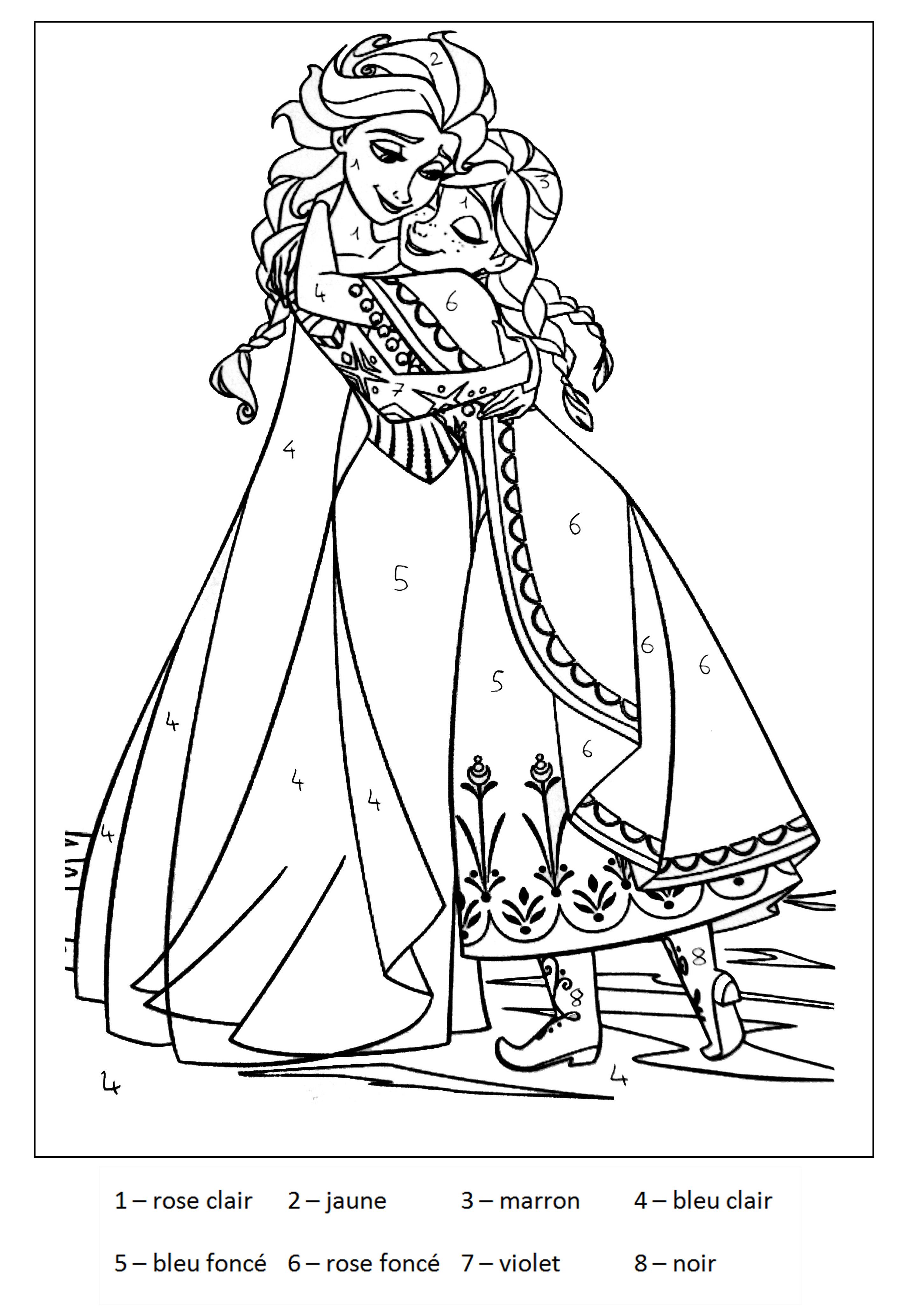 dessin à colorier imprimer les mondes de ralph