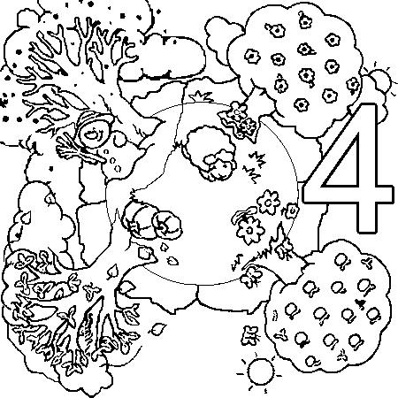 19 dessins de coloriage les saisons de l 39 ann e imprimer - Coloriage saisons a imprimer ...