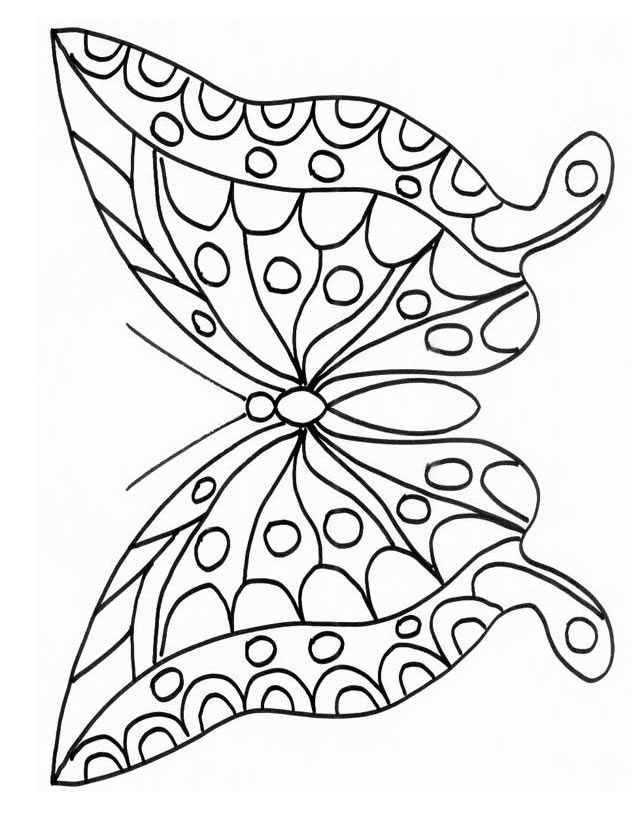 90 dessins de coloriage libellule a imprimer gratuit - Photo de libellule a imprimer ...