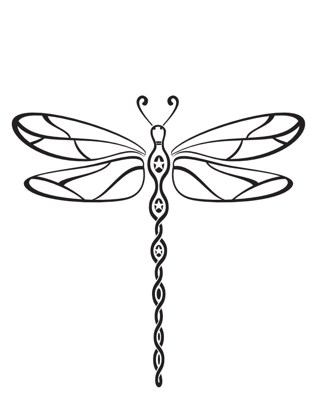 105 dessins de coloriage libellule  u00e0 imprimer dragonfly clip art free download dragonfly clip art free tribal