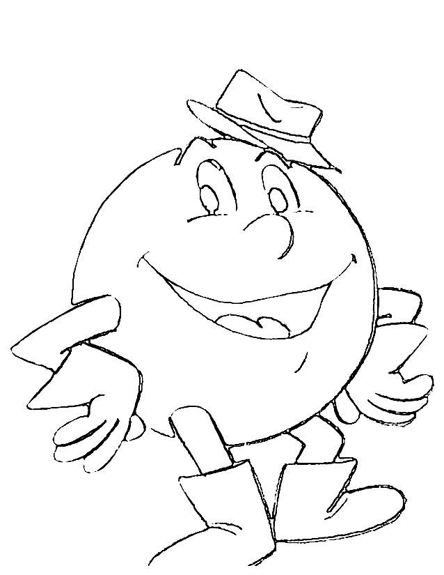 dessin à colorier linus et boom a imprimer gratuit