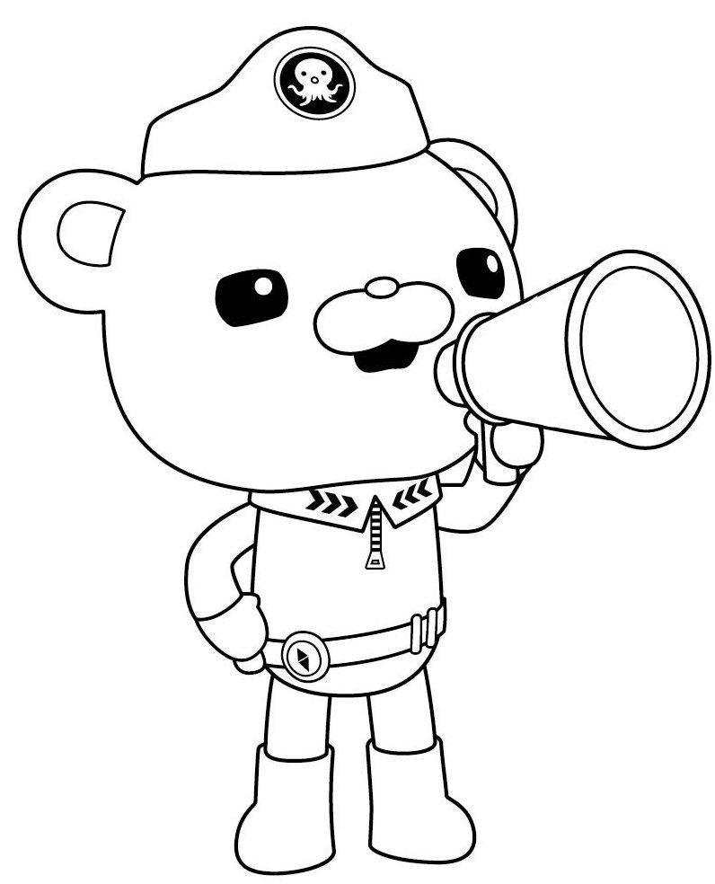 coloriage à dessiner gratuit linus et boom