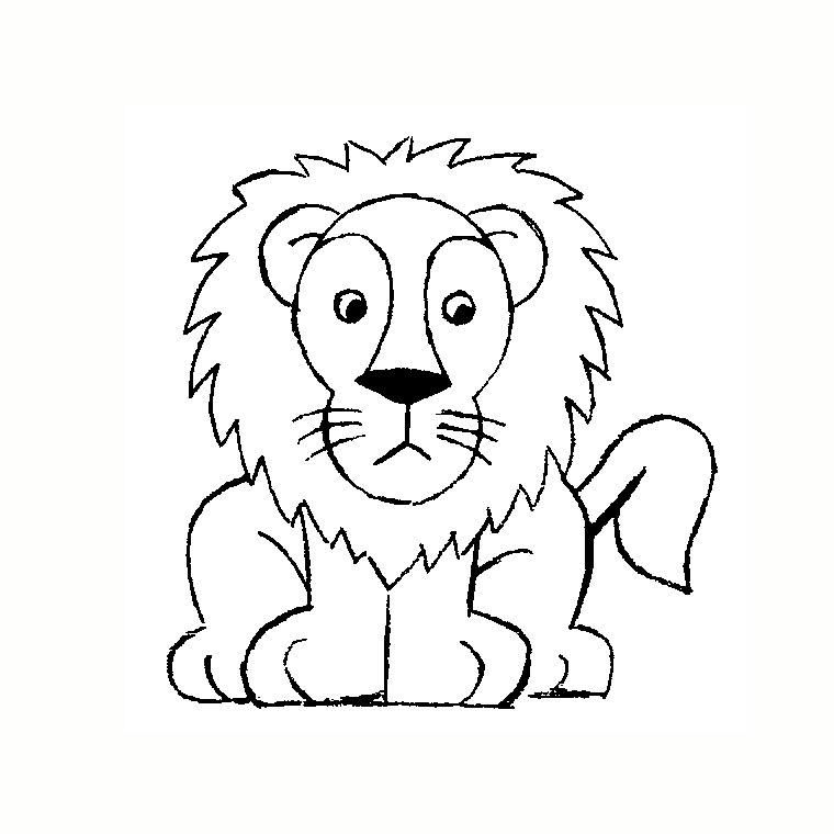 Dessin roi lion 2 kovu - Roi lion dessin ...