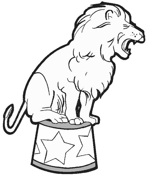 dessin � colorier roi lion 2 � imprimer