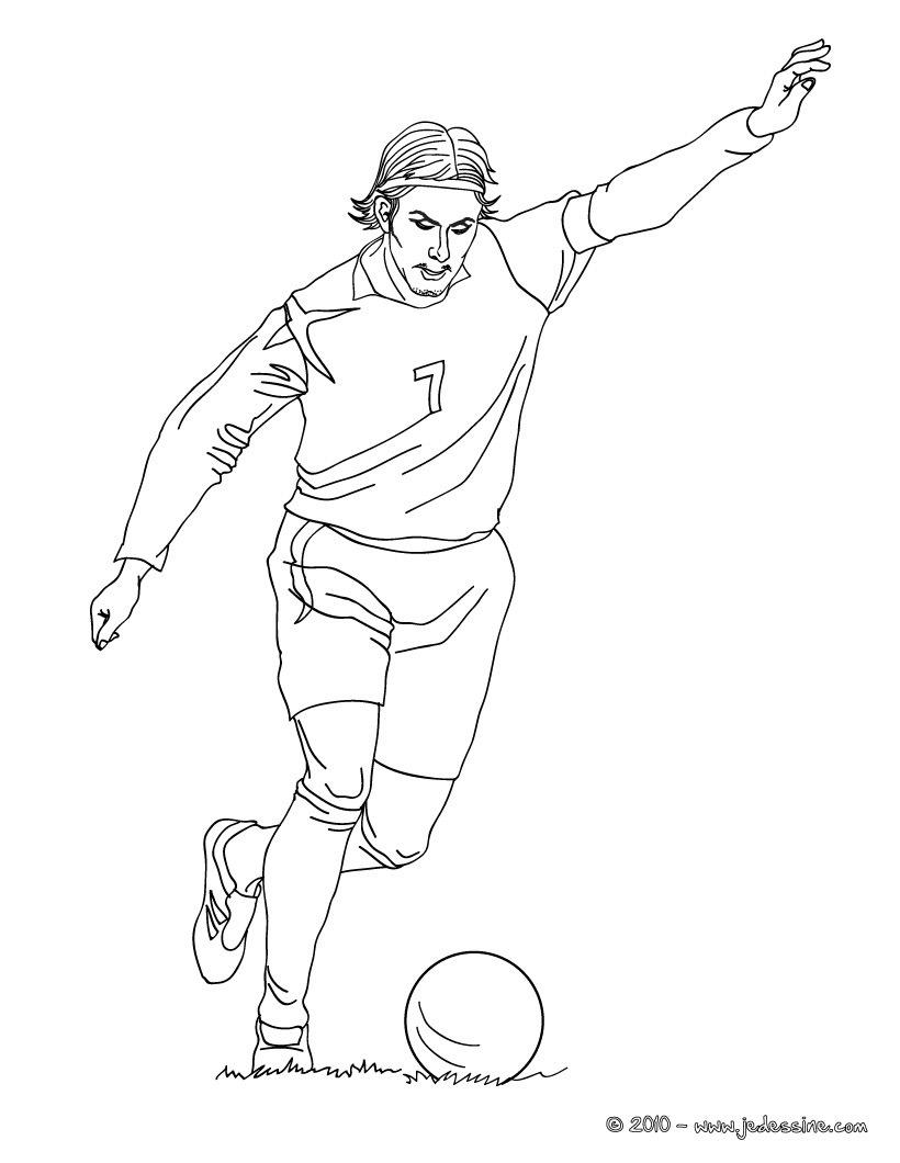 20 dessins de coloriage lionel messi a imprimer imprimer - Ronaldo coloriage ...
