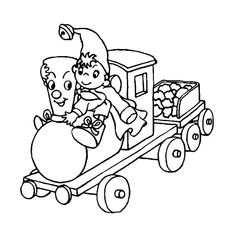coloriage en ligne locomotive