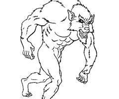 dessin loup tex avery