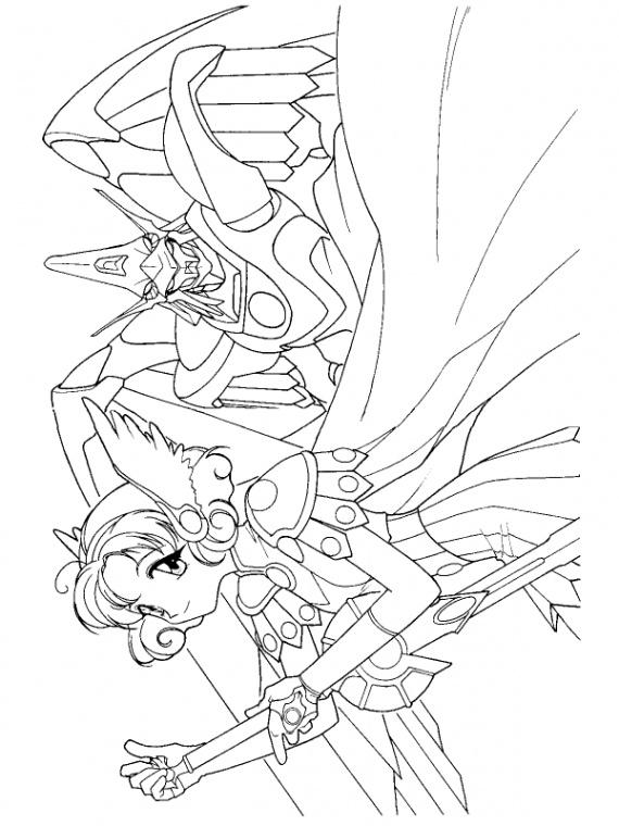 dessin magique niveau 4eme