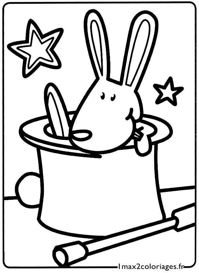 19 dessins de coloriage magicien cirque imprimer - Dessin de simpson a imprimer ...