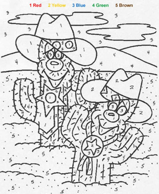 coloring pages of malen nach zahlen