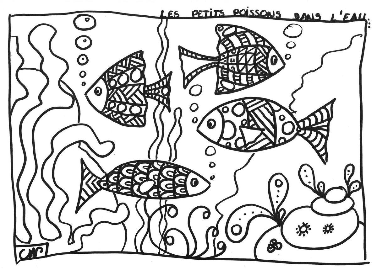 coloriage à dessiner magique cp son f