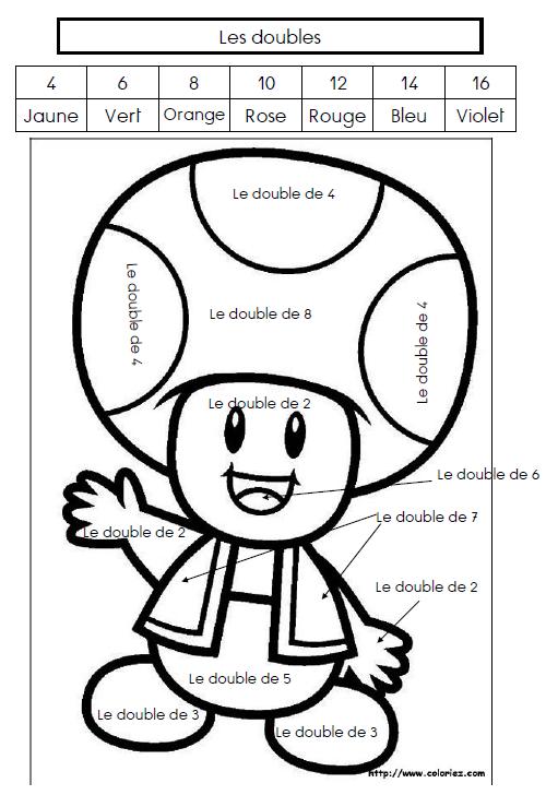 coloriage à dessiner magique lecture cp à imprimer