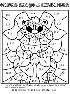dessin magique cp maths gratuit