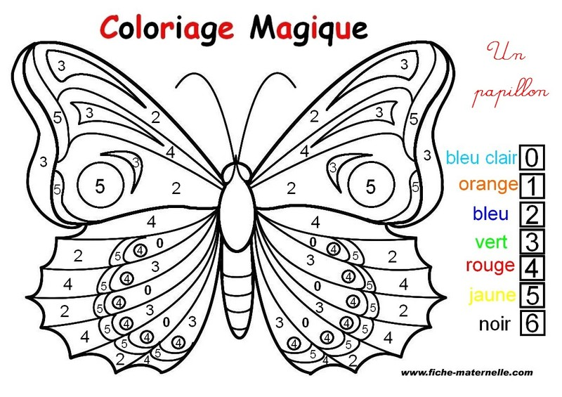 11 dessins de coloriage magique de mia et moi imprimer - Coloriage magique maternelle ms ...