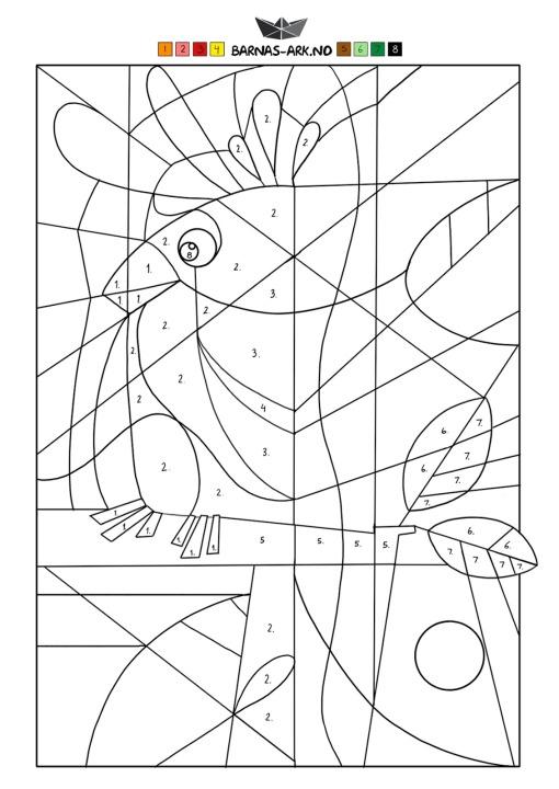 coloriage à dessiner magique de noel gs