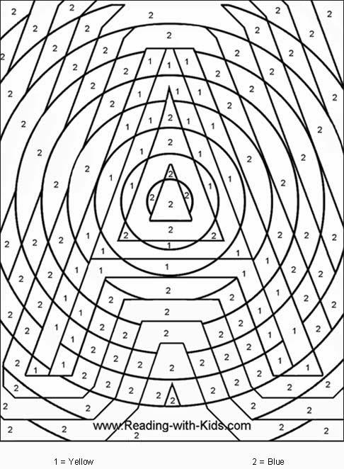 Dessin magique lettres gs - Coloriage magique alphabet ...