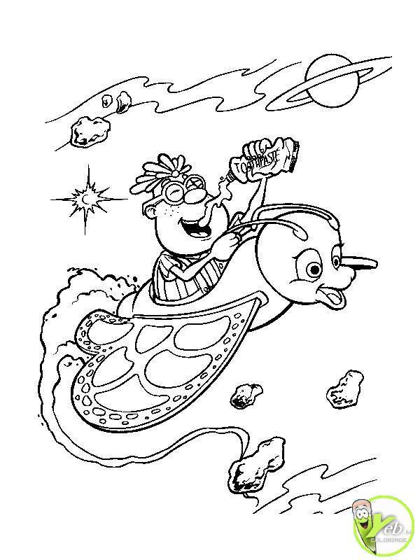dessin � colorier magique papillon a imprimer gratuit