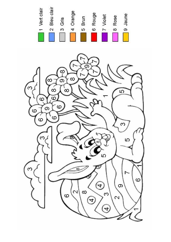 coloriage magique ps à imprimer