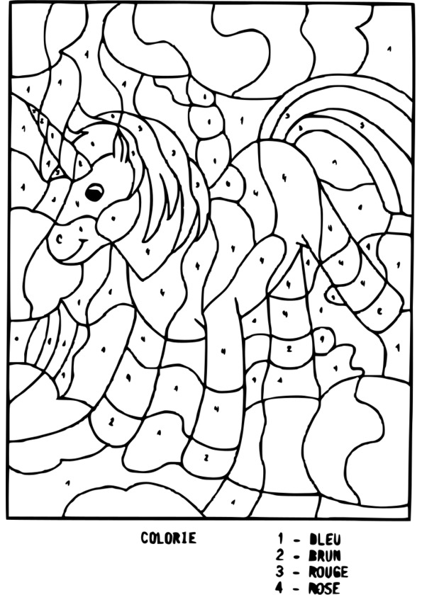 coloriage magique a imprimer ce2