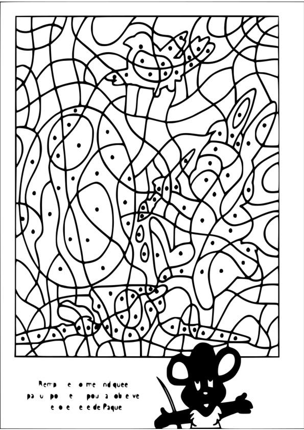 185 dessins de coloriage magique imprimer - Jeux de coloriag ...
