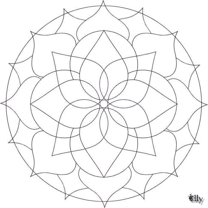 www.coloriage mandala