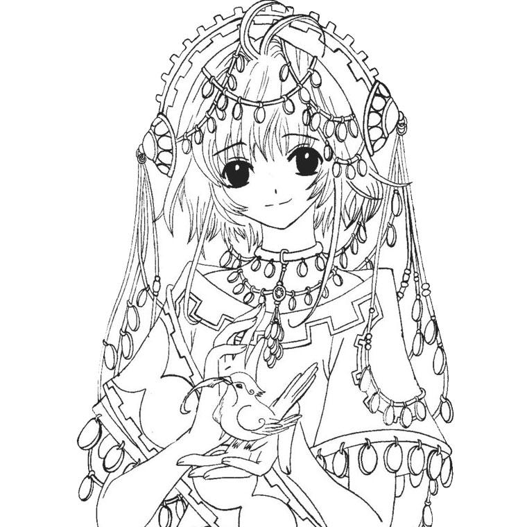 17 dessins de coloriage manga amoureux imprimer - Manga dessin a imprimer ...
