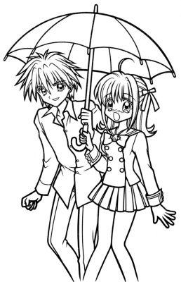 Tutoriel Manga Comment Dessiner Le Visage De Face Your Title
