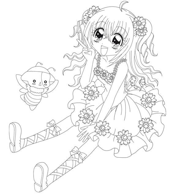 dessin manga en ligne
