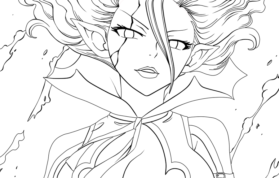 Pin natsu coloriage on pinterest - Fairy tail coloriage ...